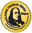 Gold Honoree, 2014 IBPA Benjamin Franklin Awards, Self Help