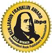Gold Honoree, 2014 IBPA Benjamin Franklin Awards, Self Help